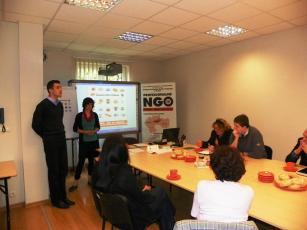 Śniadanie NGO u Kolpinga